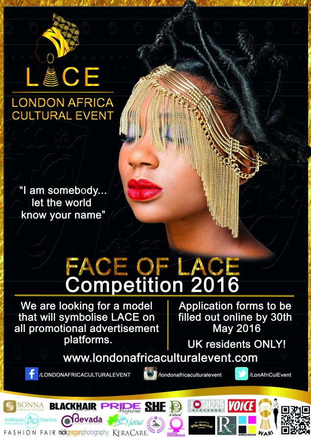 FACE of LACE competition